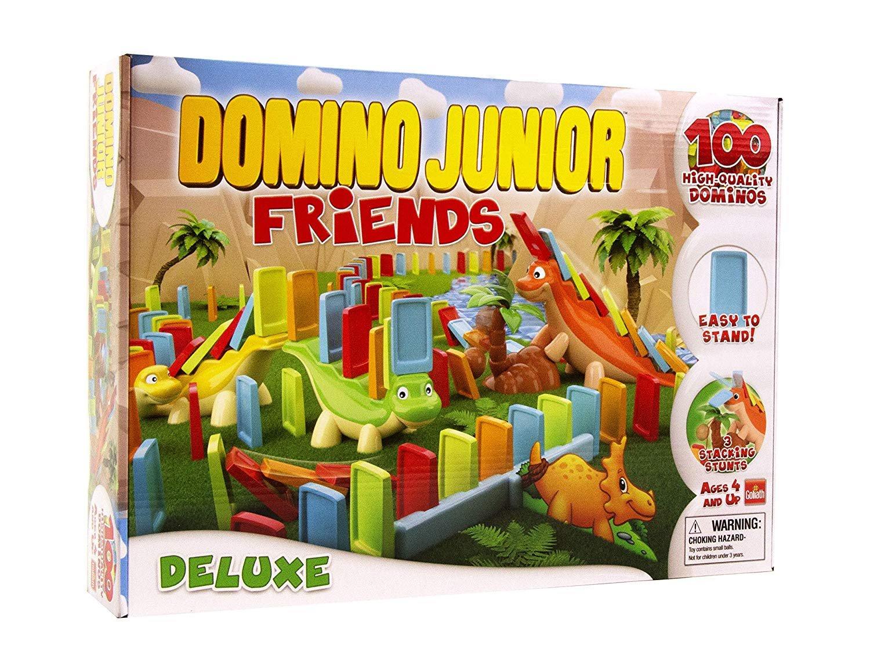Domino Junior Friends Game
