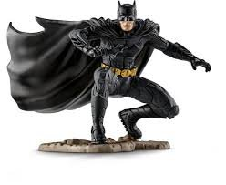 Schleich Batman Kneeling Toy Figurine