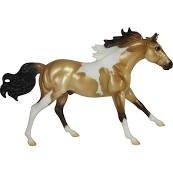 Breyer Classics Buckskin Paint Horse