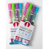 Glitter Gel Smens 3 Pack