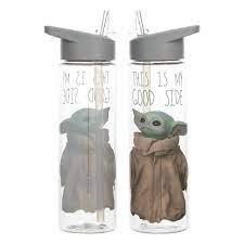 Star Wars Water Bottle Baby Yoda