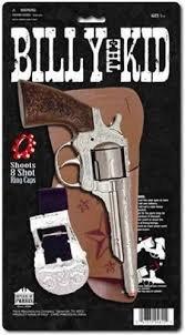 Parris  Billy the Kid Cap Gun