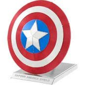 Metal Earth Avengers: Captain America Shield