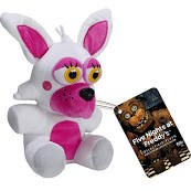 Five Night at Freddy's 6 Funtime Foxy Funko