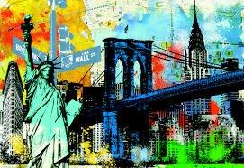 Educa 1500pc Urban Liberty New York