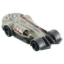 Hot Wheels Star Wars Millennium Falcon Carship