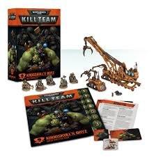 Warhammer 40000 Kill Team: Krogskull's Boyz