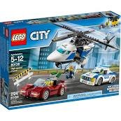 Lego City High Speed Chase (60138)