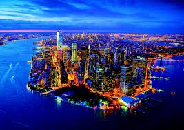 Educa 2000 Pc New York Aerial View