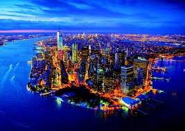 Educa 2000 Pc New York Aerial View