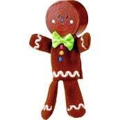 Fiesta Gingerbread Finger Puppet