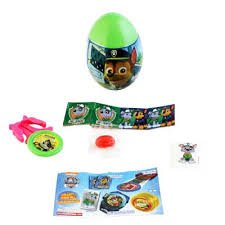 Mega Surprise Egg Paw Patrol