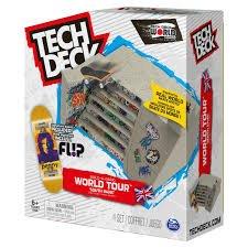 Tech Deck Build-a-park: World Tour