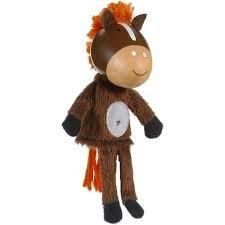 Fiesta Horse  Finger Puppet
