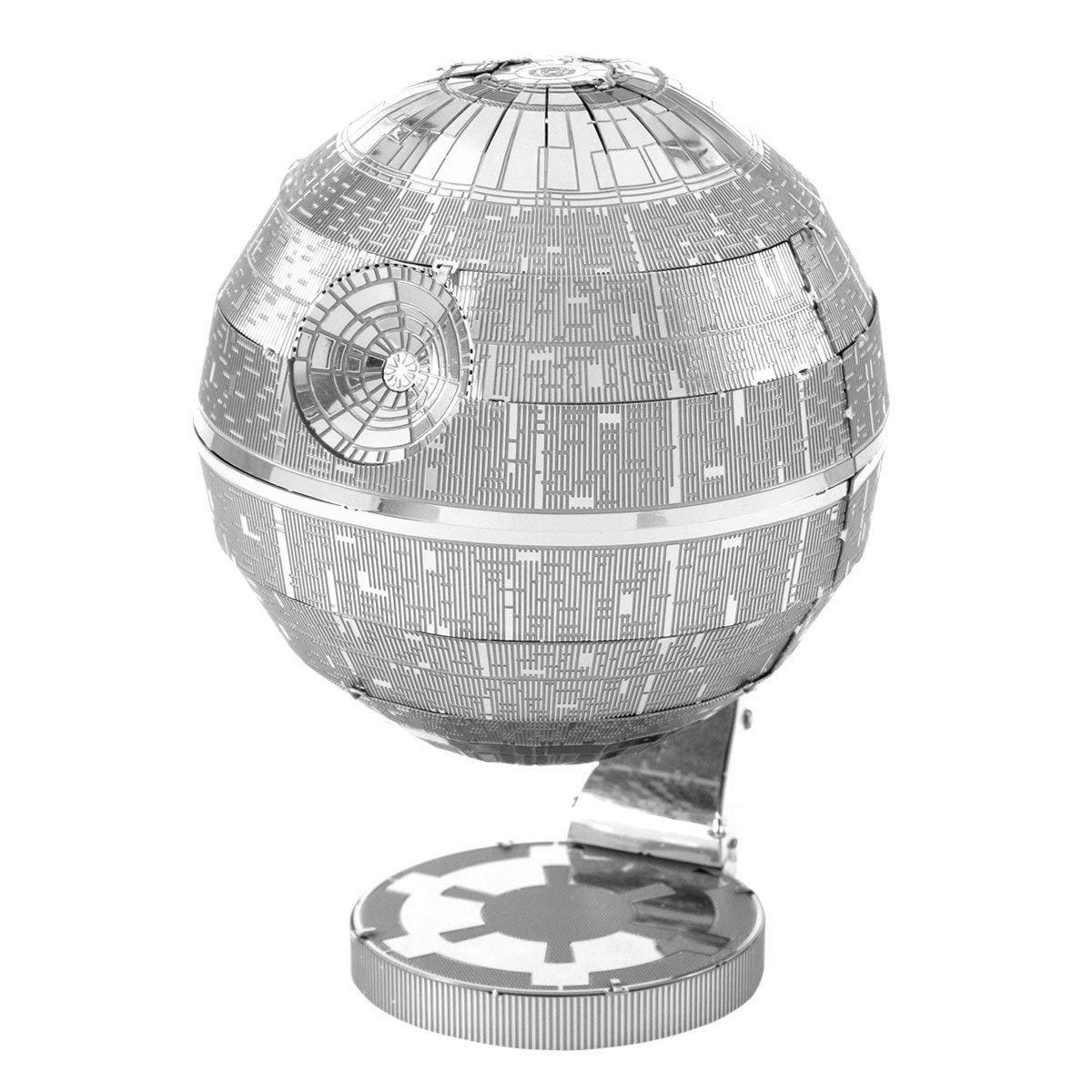 Metal Earth Star Wars Death Star 3d Steel Model Kit