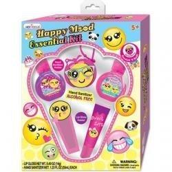 Hot Focus Active Girl Essential Kit- emoji
