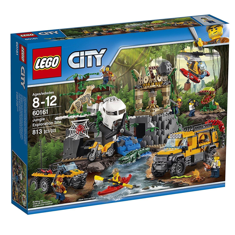 Lego City Jungle Exploration Site (60161)