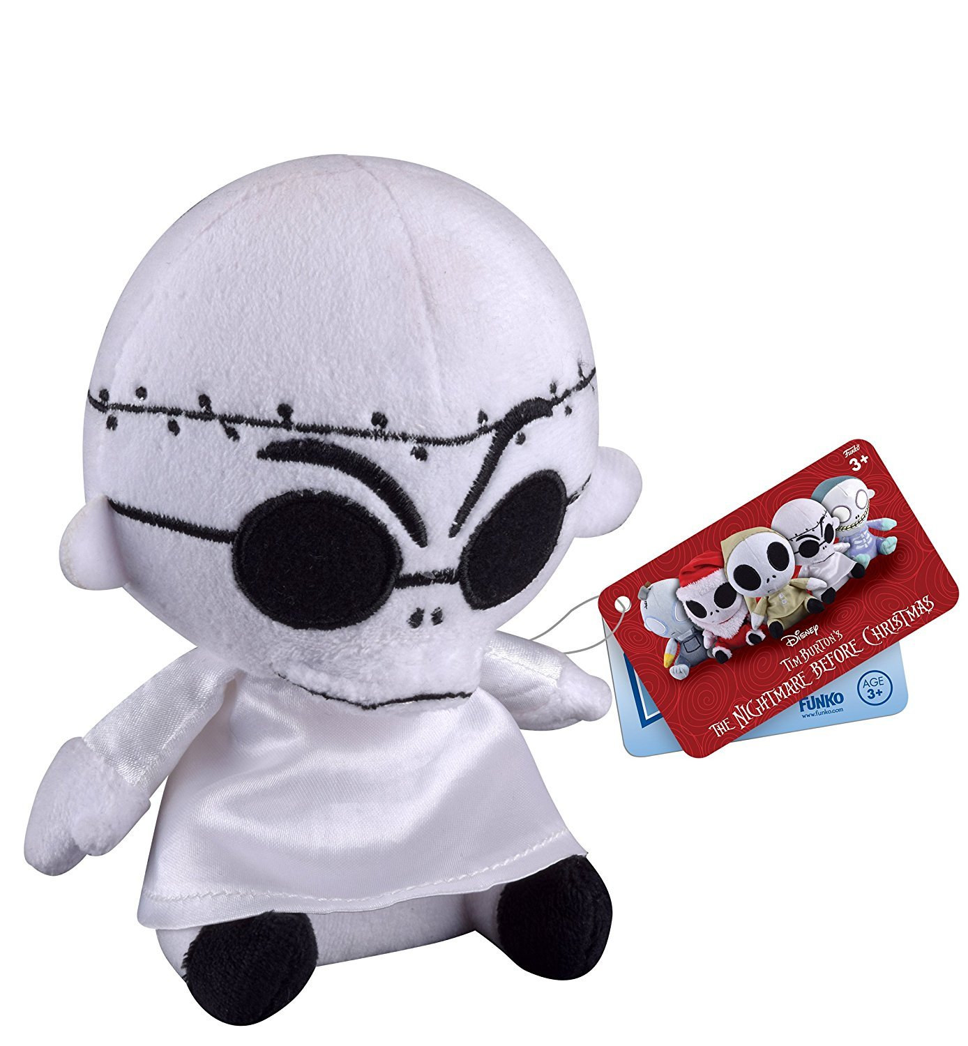 Funko Nightmare Before Christmas Mopeez Plush
