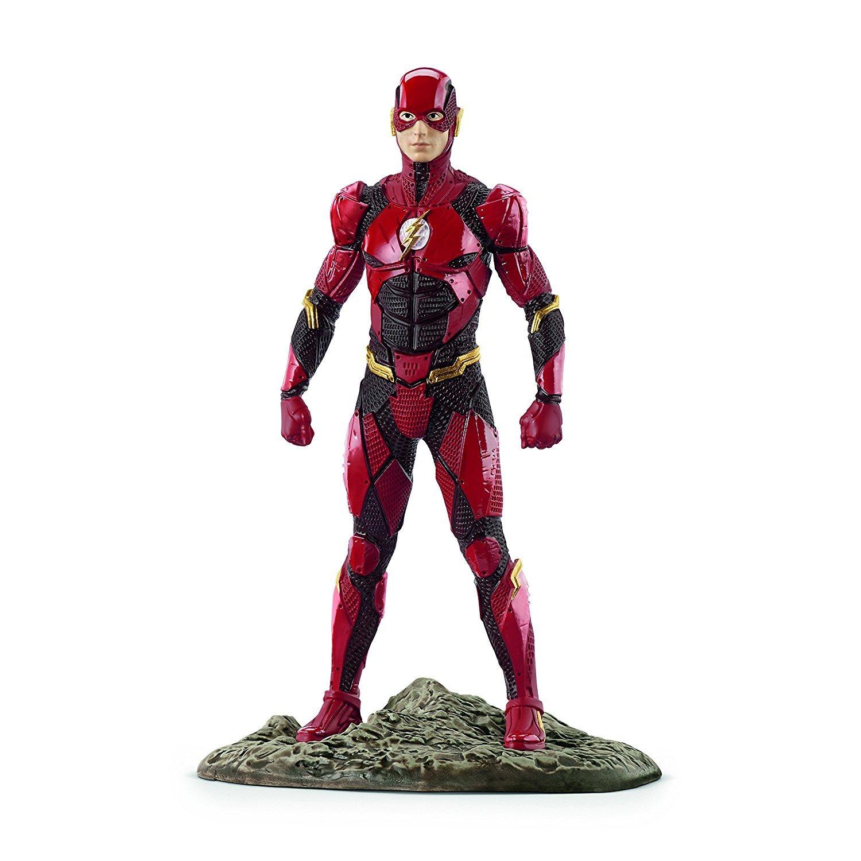 Schleich Justice League Flash Toy Figurine