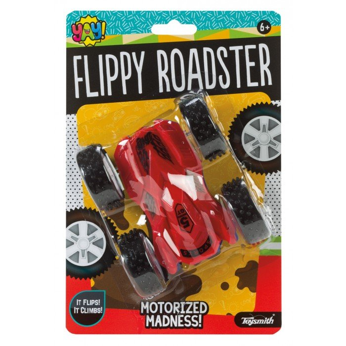 Yay! Flippy Roadster