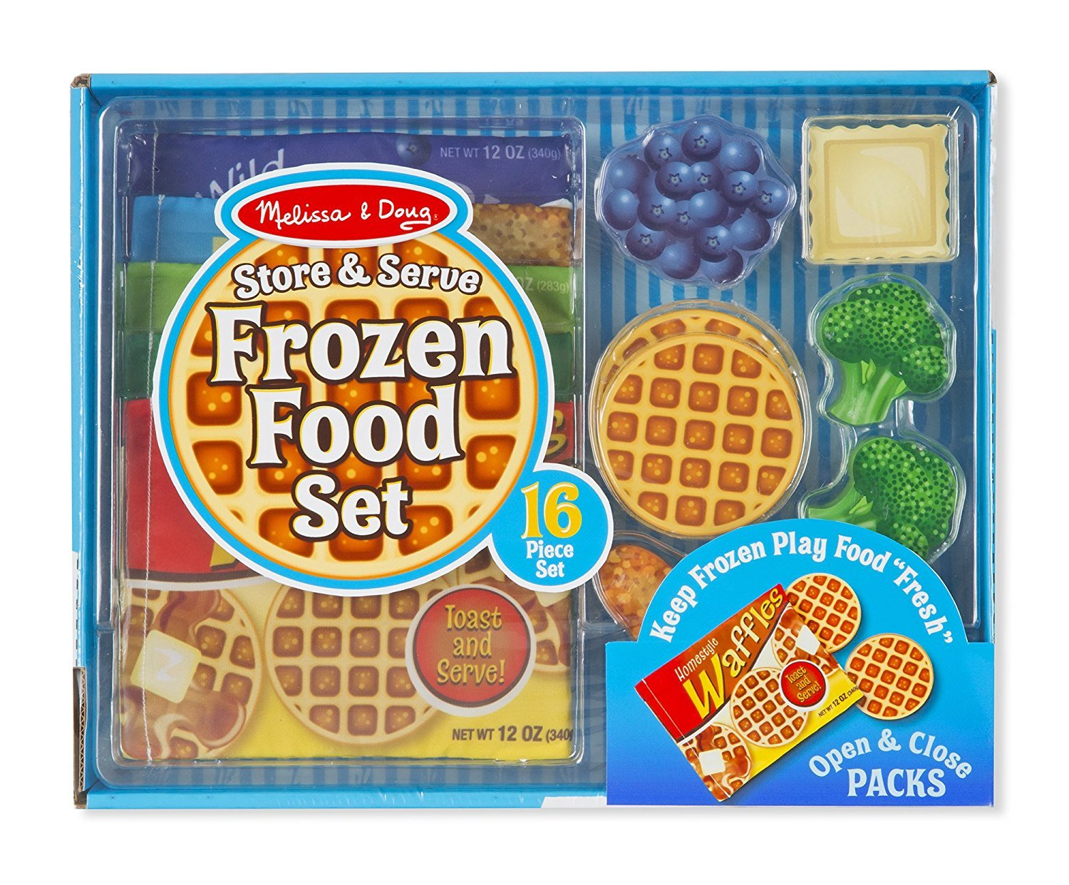 Melissa & Doug Frozen Treat Set