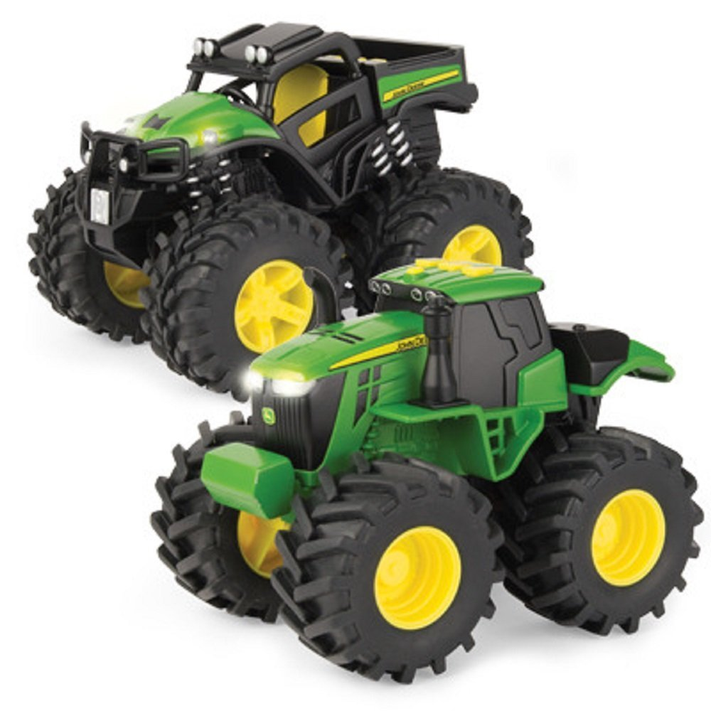 John Deer Monster Treads Gator & Tractor