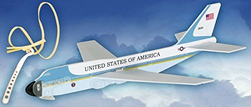 Airforce One Aircraft Glider with Launcher