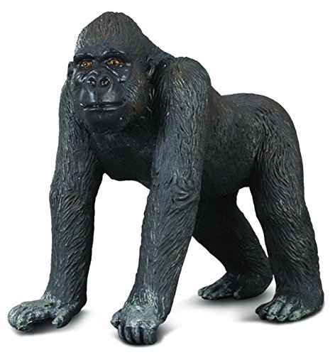 Collecta Western Gorilla Toy Figure Toy