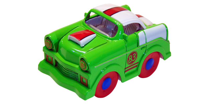 Firefox Toys Metal Buddies Diecast Friction Cars