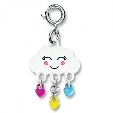 Charm It! Raining Love Cloud Charm