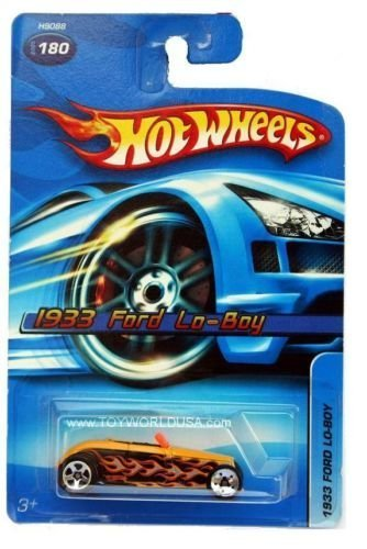 Hot Wheels (1 Picked at Random)