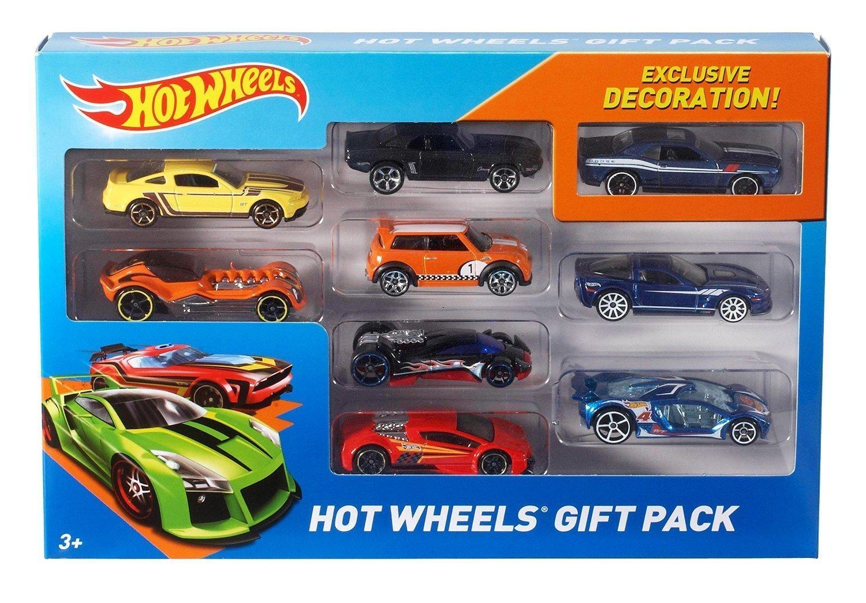Hot Wheels Gift Pack 9 Car Set