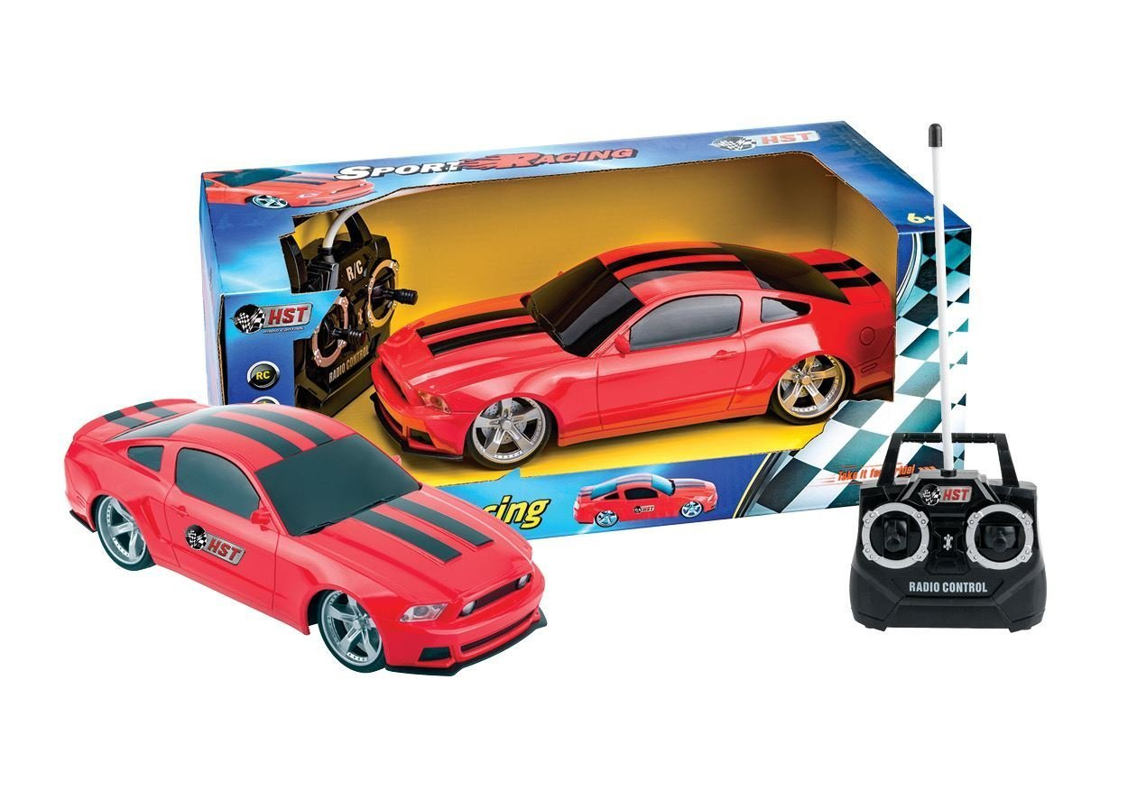 Small World HST Sport Racing RC Remote Control MHz Car ...