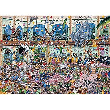 I love Pets Mike Jupp 1000 pc Puzzle