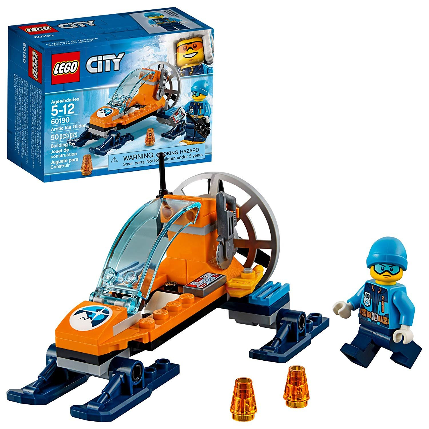 Lego City (90190) Arctic Ice Glider 50 pcs