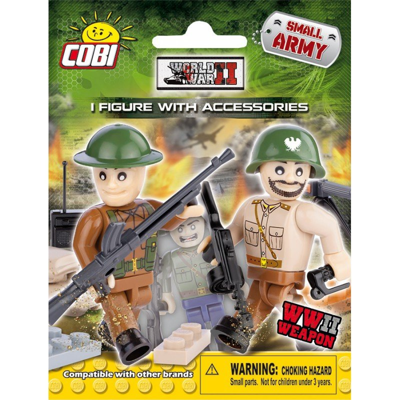Cobi Small Army Firgures
