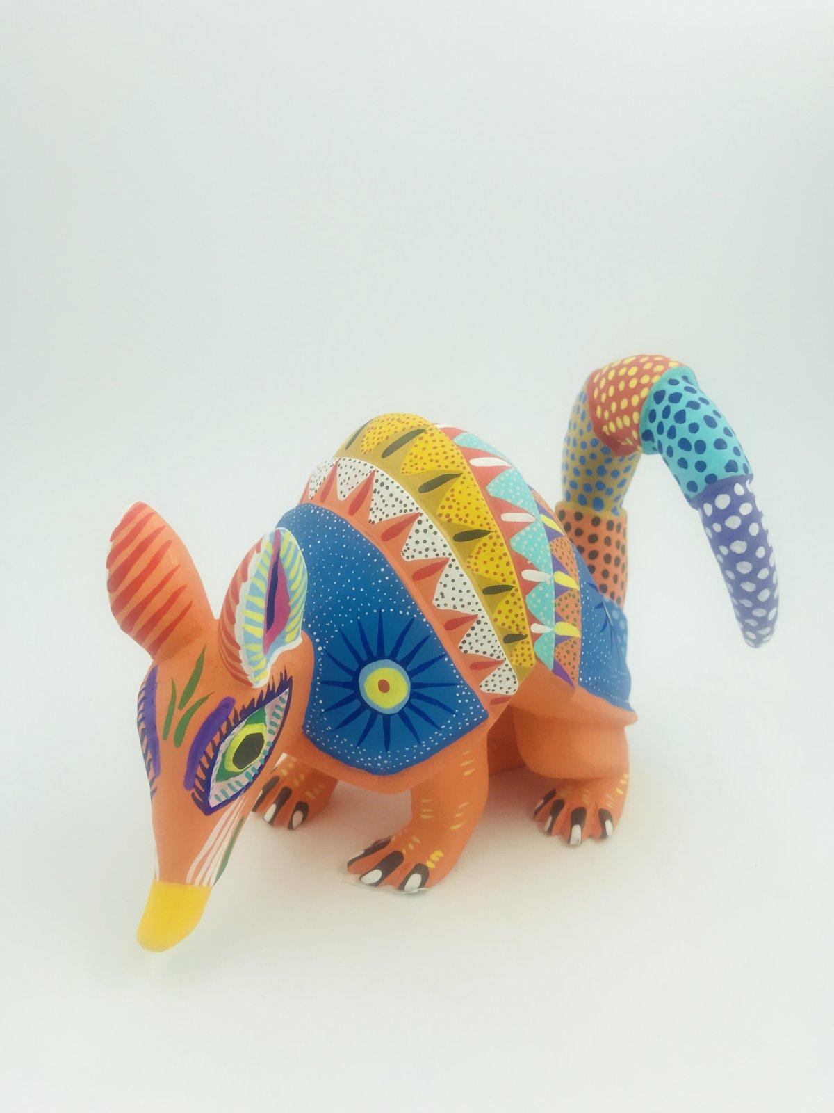 Oaxacan Animal- Armadillo Carillo