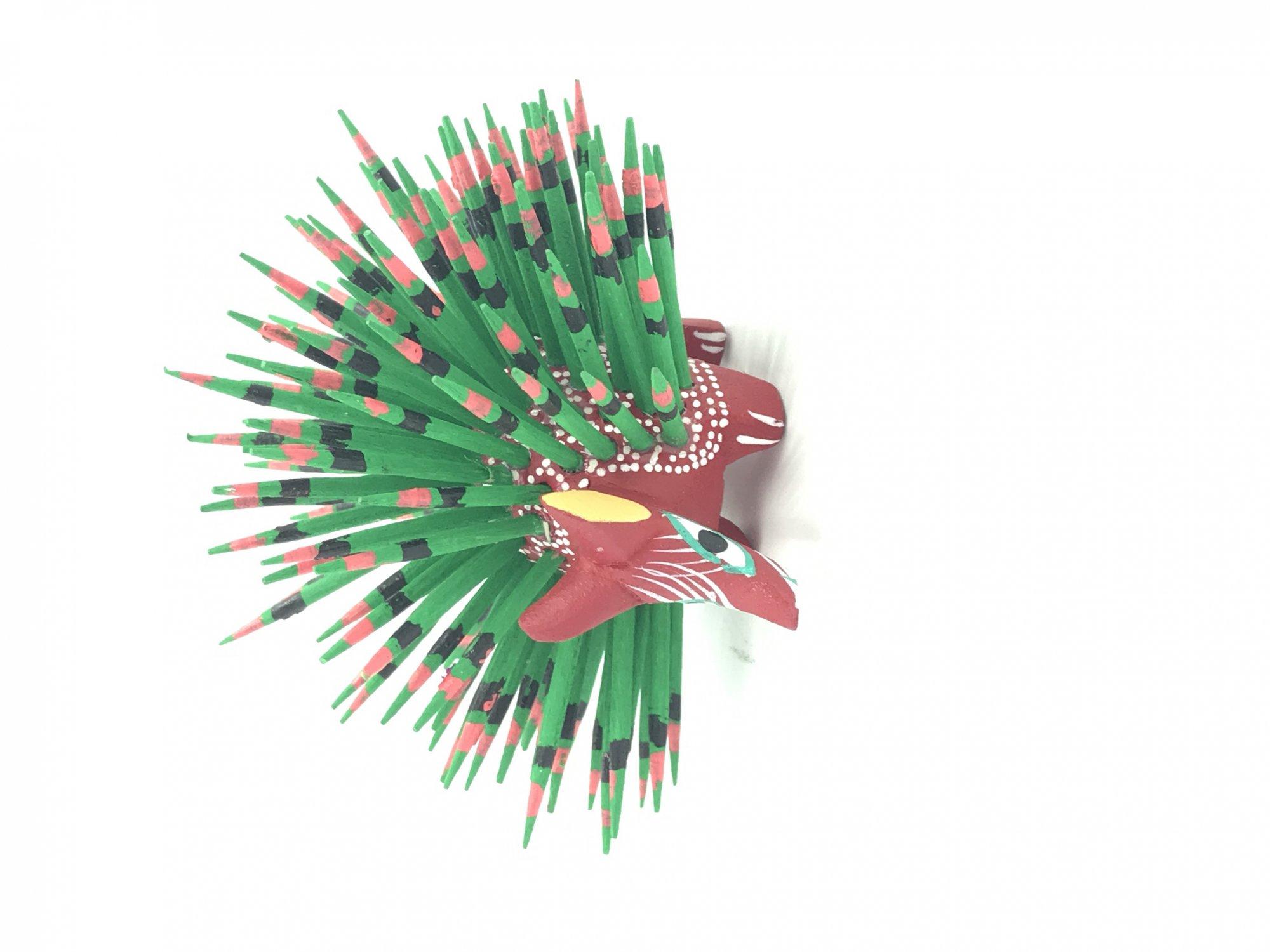 Oaxacan Animal- Sm Porcupine S.M.D