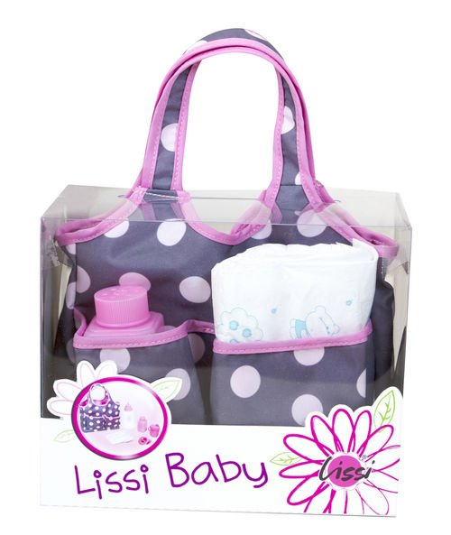 Lissi Baby Doll  Diaper Bag