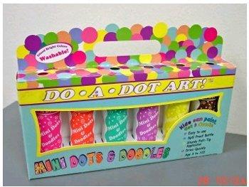 Mini Dots & Doodles 6 Pack