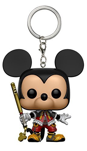 Funko Pocket Pop! Kingdom Hearts Mickey Key Chain
