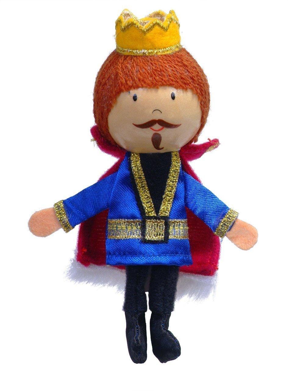Fiesta King Finger Puppet