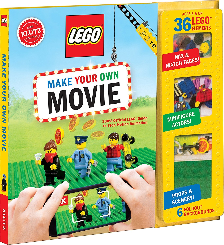 Klutz Make Your Own Lego Movie