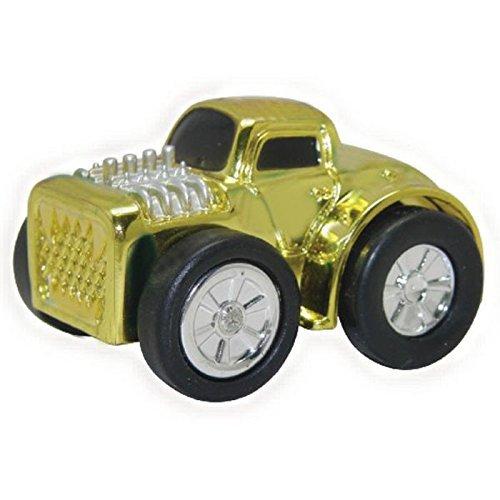 Pull Back Z Car  Lightning Monster Truck