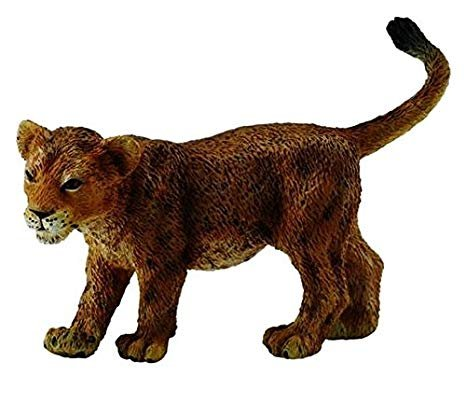 Collecta Lion Cub Toy Figurine