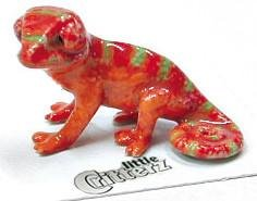 Little Critterz Al Chemist Chameleon