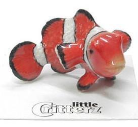 Little Critterz Anemone Clown Fish