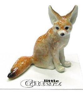 Little Critterz Algeria Fennec Fox