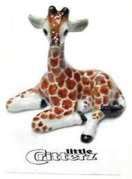 Little Critterz Aerial Giraffe Calf