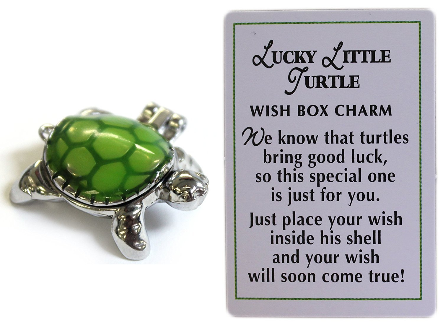 Lucky Turtles Charm
